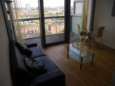 Abito, Clippers Quay - 1 Bed Apartment
